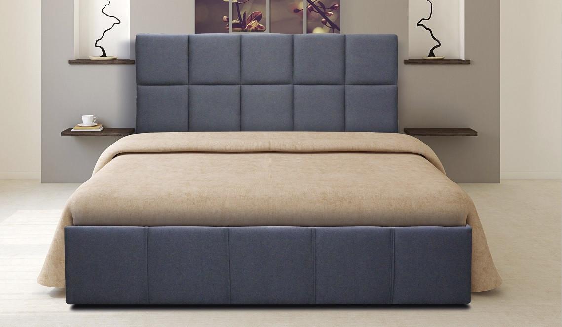 Мягкая кровать МК-5 MegaMebli
