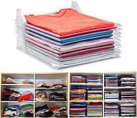 Органайзер для хранения одежды Ezstax 6728, 10 шт