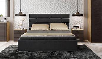 Мягкая кровать МК-7 MegaMebli