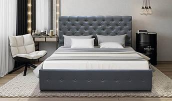 Мягкая кровать МК-8 MegaMebli