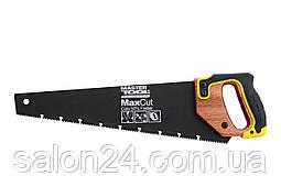 """Ножовка по дереву Mastertool - 500 мм, 10T х 1"""", тройная заточка с тефлоновым покрытием"""