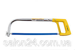 Ножовка по металлу Topex - 250-300 мм, алюминиевая ручка