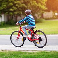 """Дитячі велосипеди з колесами 18"""" на 5-8 років ріст від 110 до 140 см"""