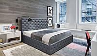 Мягкая кровать МК-9 MegaMebli