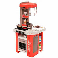 Smoby Интерактивная детская кухня 311042 Tefal Studio Kids Red