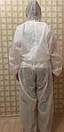 Комбинезон защитный, одноразовый 25 г/м2 опт, фото 2