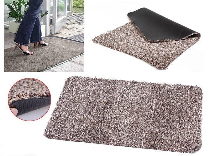 Коврик придверной Clean Step Mat 70*45см (напольный)