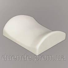 Ортопедическая подушка под поясницу Aurafix с эффектом памяти пр-ва Турция /  Af - 840