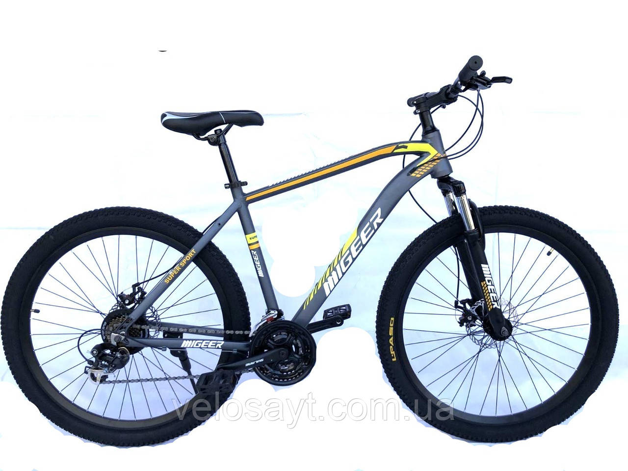 "Велосипед Unicorn - Migeer 27,5"" Размер рамы 18"" Алюминий 2020 год"
