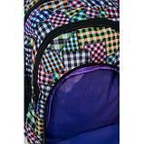 Рюкзак PASO 23 л Разноцветный (15-1829C), фото 4