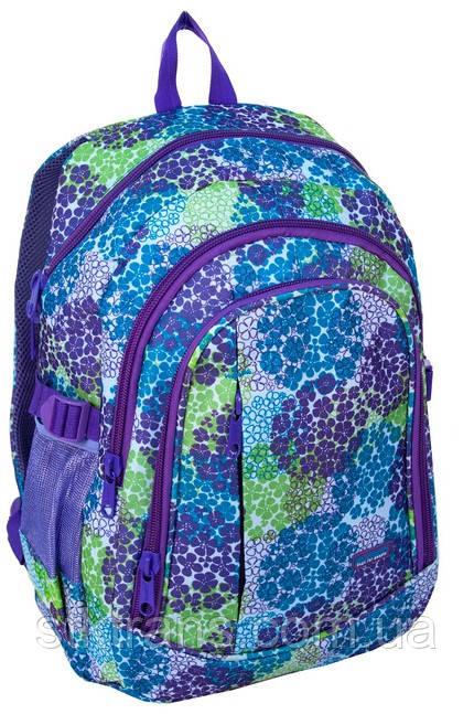 Рюкзак PASO 22 л Разноцветный (15-1827C)
