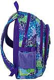 Рюкзак PASO 22 л Разноцветный (15-1827C), фото 2