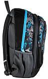 Рюкзак PASO 21 л Разноцветный (16-367B), фото 3