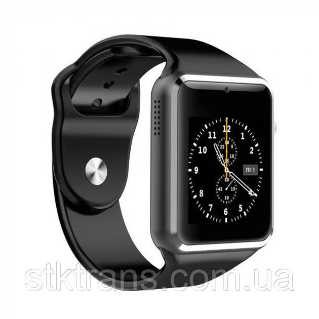 Смарт-часы UWatch A1 Black (in-50)