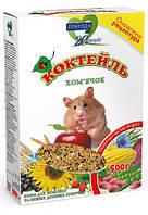 Корм для хомяков и мелких декоративных грызунов Природа Коктейль Хомячок 500 г