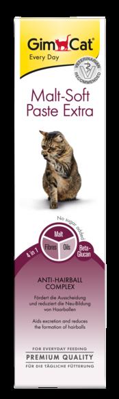 Паста для кошек GimCat Malt-Soft Paste Extra 200 г