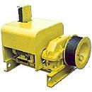 Лебедка электрическая тяговая ТЛ-14А, ТЛ-14Б