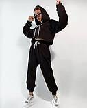 Жіночий спортивний костюм / двунітка / Україна 39-549, фото 3