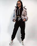 Жіночий спортивний костюм / двунітка / Україна 39-549, фото 8