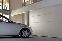 Ворота гаражные секционные LPU 40 с электроприводом