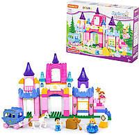 """Конструктор """"Макси"""" - """"Замок принцессы"""" (146 эл.) 77684"""