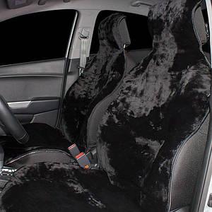 Автомобильные Накидки передние черные