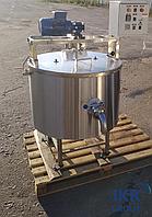 Сыроварня 100 литров / Варочный котел-сыроварня / пастеризатор з нержавейки для производства сыра новая