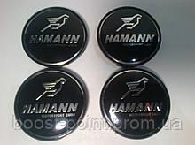 Колпаки в диски BMW HAMANN 65-68 мм