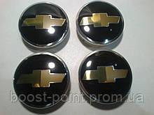 Колпаки в диски CHEVROLET диаметр 60мм