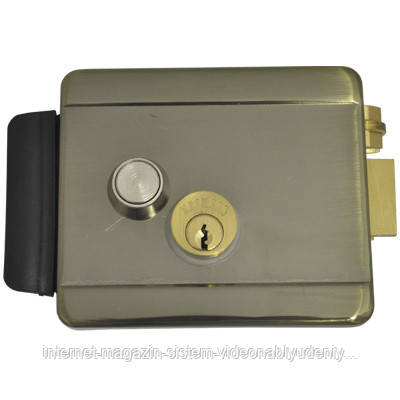 Электромеханический замок ATIS Falcon Eye Lock Chrome (103059)