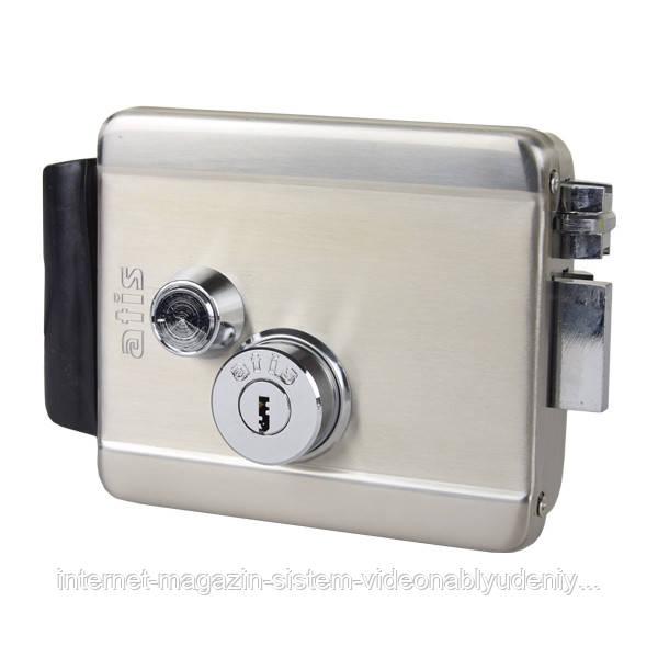 Электромеханический замок ATIS lock SS CK из нержавеющей стали для контроля доступа (101102)