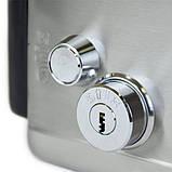 Электромеханический замок ATIS lock SS CK из нержавеющей стали для контроля доступа (101102), фото 3