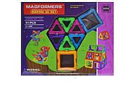 Магнитный конструктор MAGFORMERS, 51 деталь (003A)