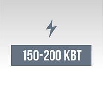 Дизельные генераторы от 150 до 200 кВт