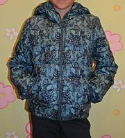 Куртка  гепюр ( плащёвка+150 синтепон+подкладка флис)