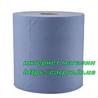 Бумажные трехслойные протирочные салфетки высокой прочности в профессиональных рулонах, фото 1