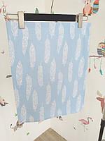 Непромокаемая многоразовая пеленка для новорожденного 100*80 см