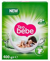 Teo Bebe Детский стиральный порошок 400 г АЛОЭ