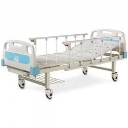 Медицинская механическая реанимационная кровать (2 секции) OSD-A132P-C
