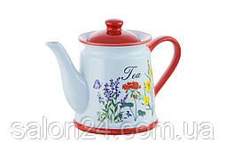 Чайник-заварник керамічний Maestro - 800 мл Flora