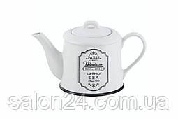"""Чайник-заварник керамічний Maestro - 800 мл """"Paris Maison"""" MR-20030-08"""