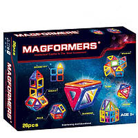 Магнитный конструктор MAGFORMERS, 26 деталей (005A)