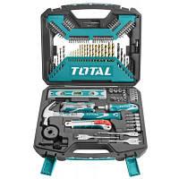 Набор инструментов TOTAL THKTAC01120 ручной инструмент, 120 предм. (THKTAC01120)