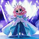Лол Леді Кристал Стар L. O. L lol Surprise Crystal Star Winter Disco OMG 559795, фото 2