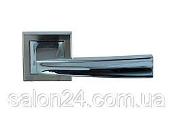 Ручка на розетці FZB - Sofia C009QX3 CP/SN