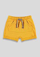 Яркие летние шортики с отворотами на штанинах Маталан для мальчика