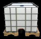 Еврокуб - емкость двухслойная пищевая на 1000 л в обрешетке ЕК1000