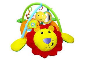 Игровой развивающий коврик Biba Toys Лев De Lux (BP668)