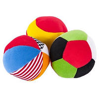 Набор мягких мячиков Biba Toys (BR087)