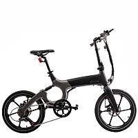 Электровелосипед Myatu X80M Matt Series Черный с серым (297875)